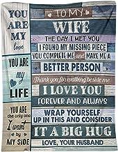YTXTT Cobertor de lã You are My Life, manta de flanela quente com letras impressas, manta macia para sofá-cama