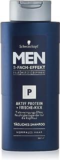 HOMBRES champú Schwarzkopf activated proteína frescura 250 ml