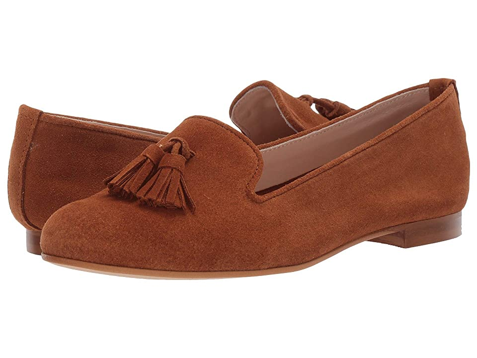 77d5733f13f Massimo Matteo Velour Tassel Flat (Rhom Velour) Women s Flat Shoes