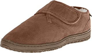 Old Friend Men's Adjustable Strap Slipper