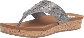 Yellow Box Women's Cristal Wedge Sandal