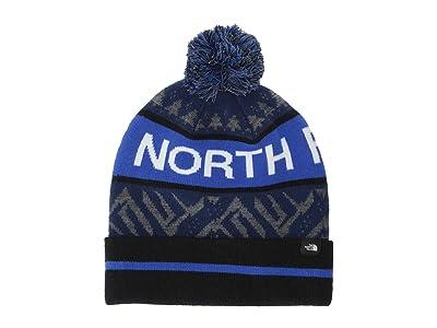 The North Face Ski Tuke V (TNF Black/TNF Blue Multi) Beanies