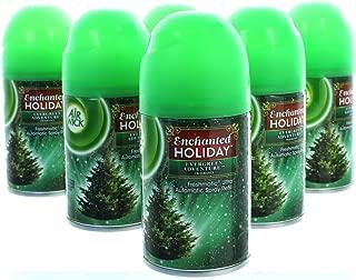 Evergreen Adventure Air Wick Freshmatic Ultra Automatic Spray Refill 6 Can Set