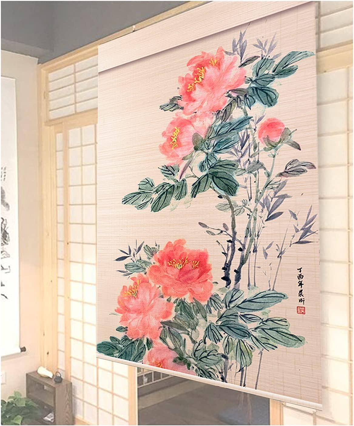 LIANGJUN Bamboo Curtain Roller Blind Ranking TOP6 Industry No. 1 Shades Window 3D Pat Roman
