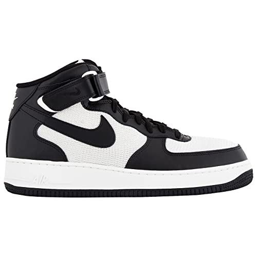 dd89b0457c430 Black and White Air Force Ones  Amazon.com