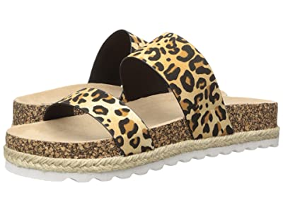 Dirty Laundry Double Play (Tan Disco Leopard) Women