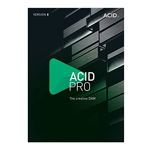 ACID Pro 8 - Professional Music Production with Acidized Loops