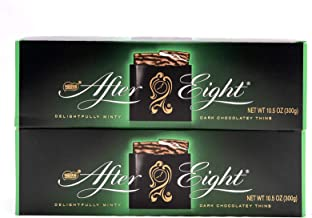 After Eight Thin Mint Chocolates 10.58 Ounce Pack of 2