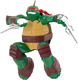 Carlton Heirloom Ornament 2017 Raphael - Teenage Mutant Ninja Turtle - #CXOR037M