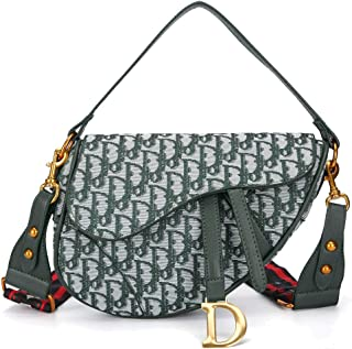 Saddle Bags For Women Handbags For Ladies Crossbody Shoulder Bags Magnetic Snap