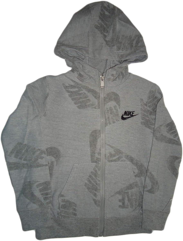 Nike Air Little Boys' Zip Up Sweatshirt Hoodie