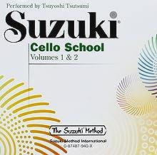 Suzuki Cello School: 1&2