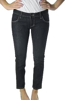 Women's Hannah Ankle Skinny Jeans in Indigo, 28