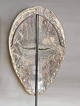 metal mask stand