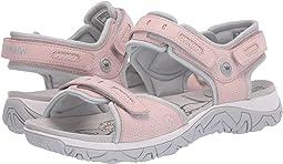 Seashell Pink Nubuck/Glacier Grey Lycra