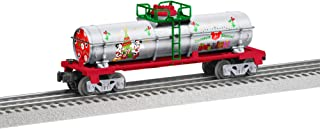 Lionel Disney Mickey & Friends, Electric O Gauge Model Train Cars, Christmas Tank Car