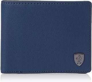 PUMA Unisex-Adult Ferrari Ls Wallet, Blue - 0538540