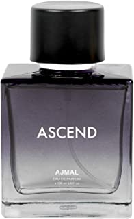 Ajmal Ascend Eau De Parfum Oriental Perfume 100ml Office Wear for Men & Women + 2 Parfume Testres Free.