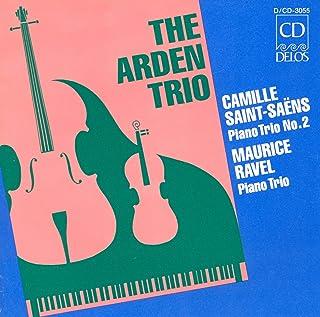 Ravel and Saint-Saëns - Piano Trios