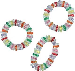 amscan INT996646Crystal Bracelets, Multicolor