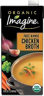 Imagine Organic Broth, Free-Range Chicken, 32 Oz