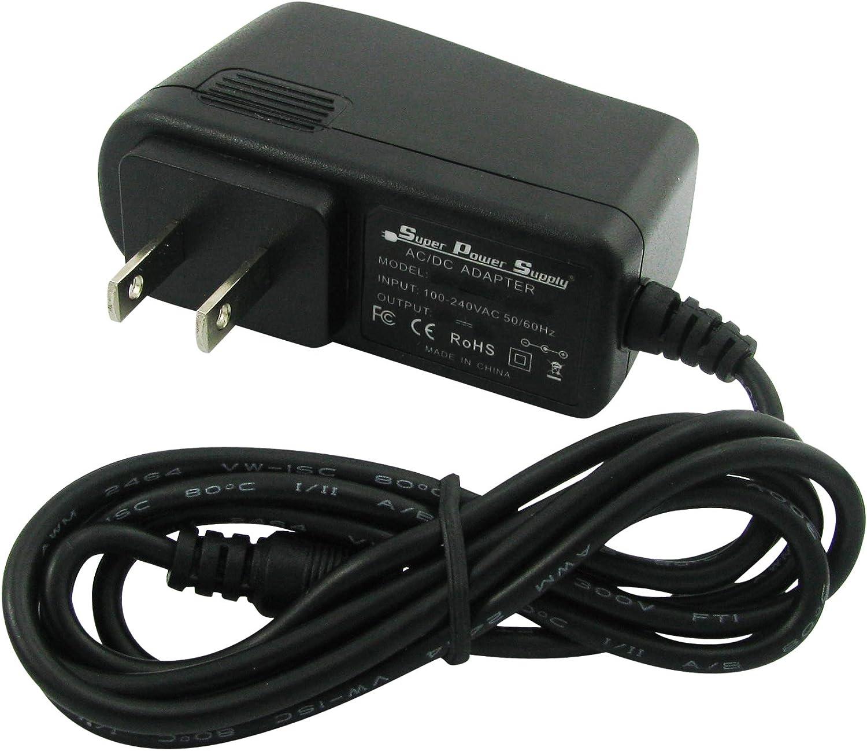 Super Power Supply 9V 1A Power Adapter for Arduino; AC DC 9V 1A 1000mAh 100V-240V Converter Adapter Power Supply 5.5/2.5mm Plug US
