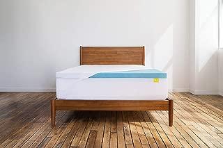 full size gel mattress topper