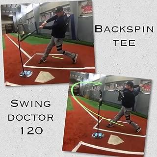 Swing Doctor Backspin Baseball Tee 120