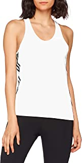 adidas Women's W D2M 3-Stripes Tank