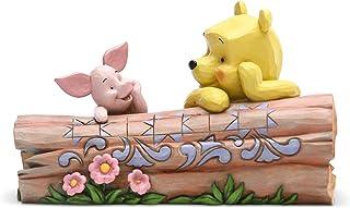 Disney Traditions, Figura Winnie the Pooh y Piglet, para coleccionar, Enesco