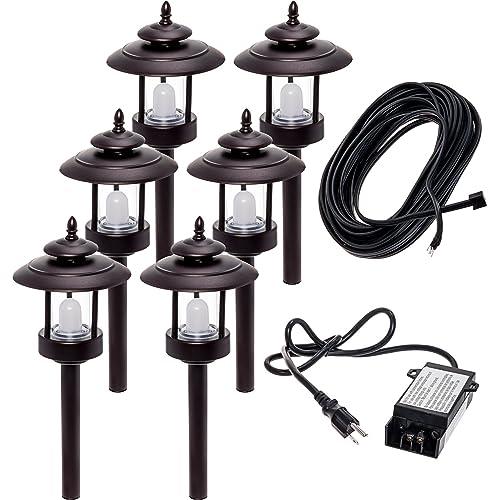 alliance outdoor lighting wiring diagram pathway lighting amazon com  pathway lighting amazon com
