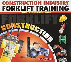Forklift Operator Construction Training Program DVD (English)