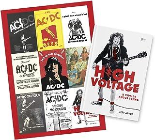 High Voltage. A Vida de Angus Young + Pôster