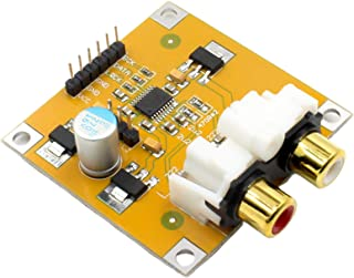 PCM5102 DAC decodificador I2S reproductor ensamblado tablero 32 bits 384K más allá ES9023 PCM1794 para Raspberry-Pi, I2S P...