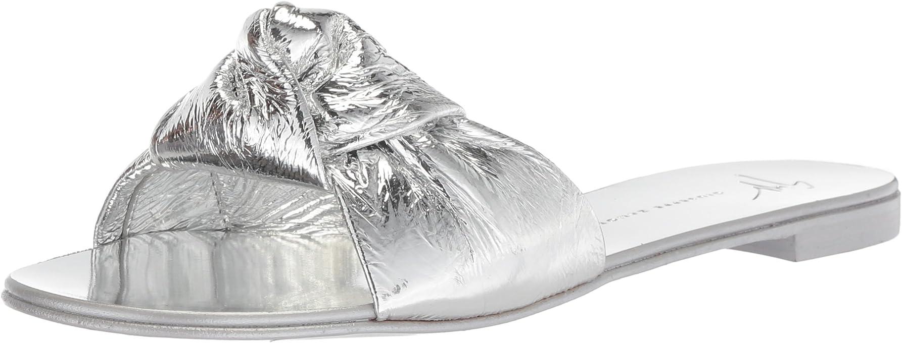 Giuseppe Zanotti Womens E800101 E800101 Silver Size: