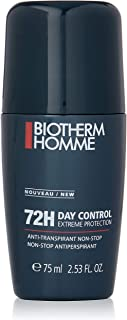 Biotherm Homme Day Control Deodorant Anti-Perspirant Roll-On 72h Extreme Protection, 75ml