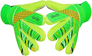 Goalkeeper Goalie Soccer Gloves - Kids & Youth Football...