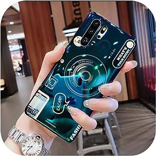 Realme X2 XT 5 Pro 3 X50 C2for OPPO用レトロカメラ付き携帯電話ケースA9A5 2020 Reno 2Z Reno Z K1 A1K A83 A31 91 F15-b-for for OPPO A9 2020