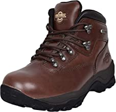 Northwest Men Hiking Walking Trail Boots Leather Waterproof