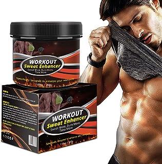 Sweat Hot Cream, Burning Gel for Women and Men, Sweat Workout Enhancer Gel, Natural Anti Cellulite Cream, Deep Tissue Mass...