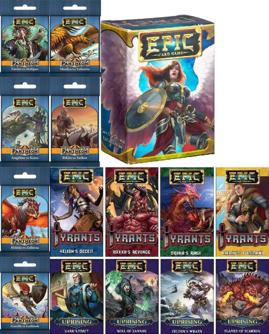Epic Card Game Ultra Tucson Mall Large special price !! Bundle