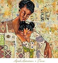 Time Art Print Art Poster Print by April Harrison, 18x20