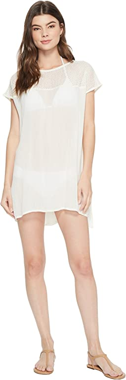Billabong Meshin Around Dress Cover-Up
