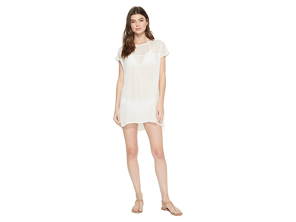 Billabong Meshin Around Dress Cover-Up (Cool Wip) Women
