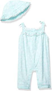Little Me Baby-Girls Unisex-Baby Overall Set Layette Set