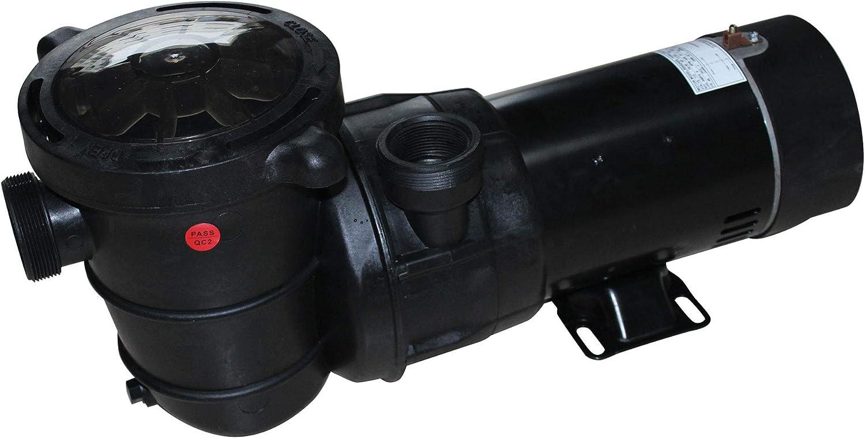 送料0円 Harris ProForce Above Ground Pool Pump お金を節約 with Off Control On Switc
