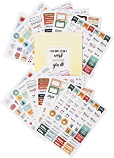 Best student planning stickers Reviews