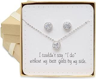 Best bridesmaids jewelry set Reviews