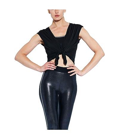 Heroine Sport Slink Top (Black) Women