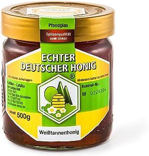 deutscher Weißtannenhonig 500g